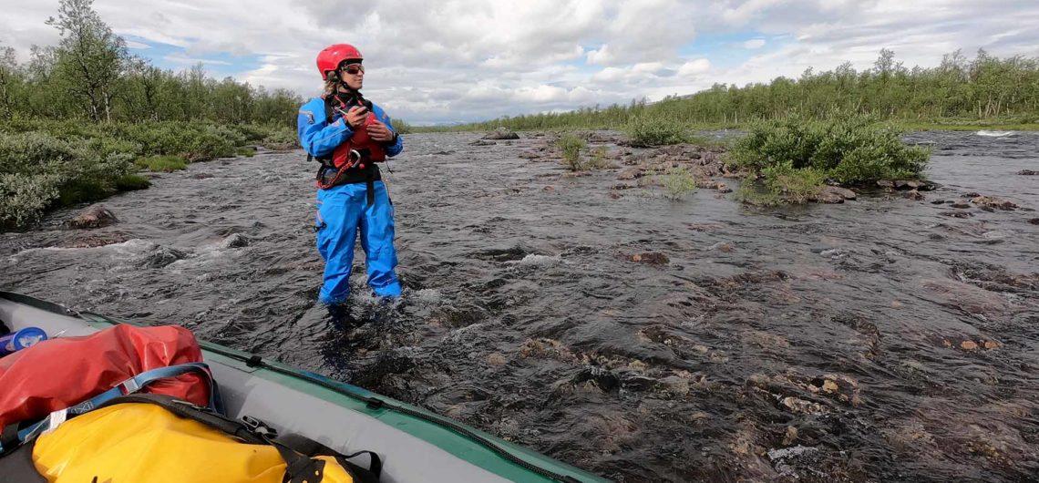 Rahel Gysel arctic-mountain-team