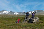 arctic-mountain-team Sarek